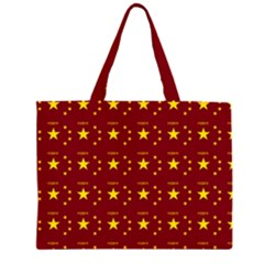 Chinese New Year Pattern Large Tote Bag