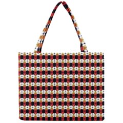Queen Of Hearts  Hat Pattern King Mini Tote Bag