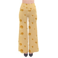 Seamless Cheese Pattern Pants