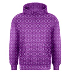 Surface Purple Patterns Lines Circle Men s Pullover Hoodie