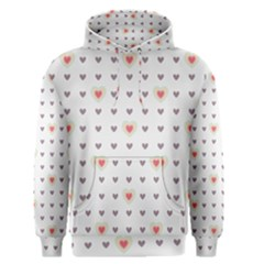 Heart Love Valentine Purple Pink Men s Pullover Hoodie