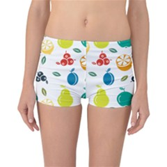 Fruit Lime Reversible Bikini Bottoms