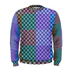 Alphabet Number Men s Sweatshirt