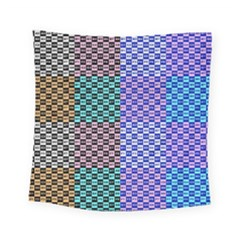 Alphabet Number Square Tapestry (small)