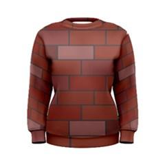 Brick Stone Brown Women s Sweatshirt