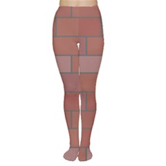 Brick Stone Brown Women s Tights