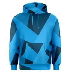 Blue Flag Men s Pullover Hoodie