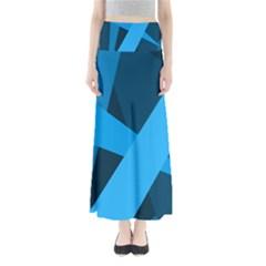 Blue Flag Maxi Skirts