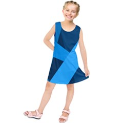 Blue Flag Kids  Tunic Dress