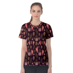 Bread Chocolate Candy Women s Cotton Tee