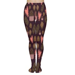Bread Chocolate Candy Women s Tights