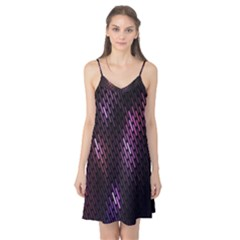 Fabulous Purple Pattern Wallpaper Camis Nightgown