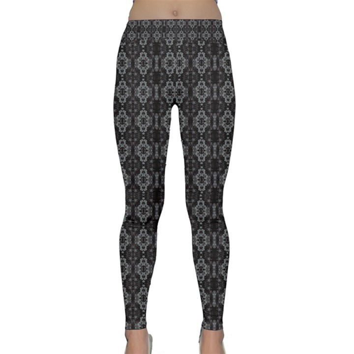 darkgrayorchid Classic Yoga Leggings