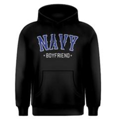 Navy Boyfriend   Men s Pullover Hoodie