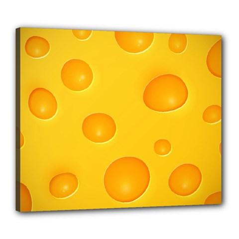 Cheese Canvas 24  x 20