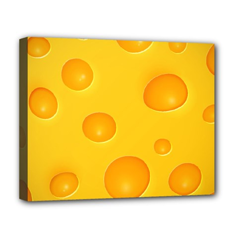 Cheese Deluxe Canvas 20  x 16