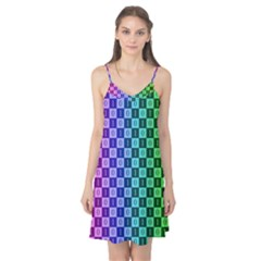 Checker Number One Camis Nightgown