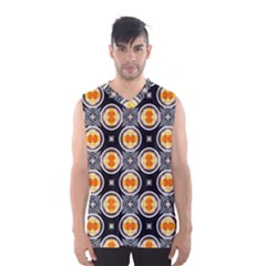 Egg Yolk Men s Basketball Tank Top