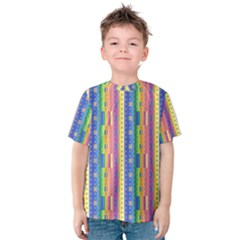 Psychedelic Carpet Kids  Cotton Tee