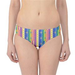 Psychedelic Carpet Hipster Bikini Bottoms