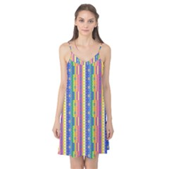 Psychedelic Carpet Camis Nightgown