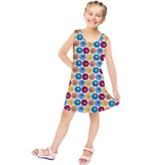 Star Ball Kids  Tunic Dress