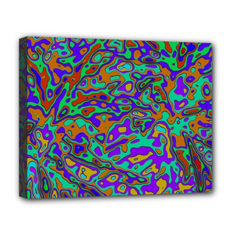 We Need More Colors 35a Deluxe Canvas 20  x 16