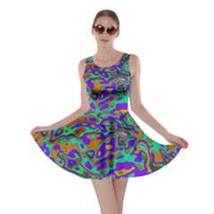We Need More Colors 35a Skater Dress