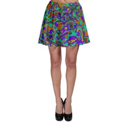 We Need More Colors 35a Skater Skirt