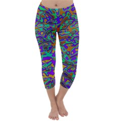 We Need More Colors 35a Capri Winter Leggings