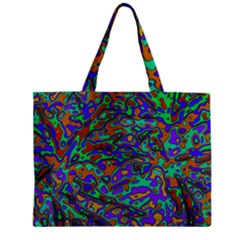 We Need More Colors 35a Zipper Mini Tote Bag