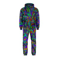 We Need More Colors 35a Hooded Jumpsuit (Kids)