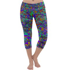 We Need More Colors 35a Capri Yoga Leggings