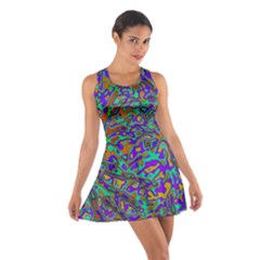 We Need More Colors 35a Cotton Racerback Dress