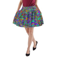 We Need More Colors 35a A-Line Pocket Skirt