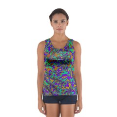 We Need More Colors 35a Women s Sport Tank Top