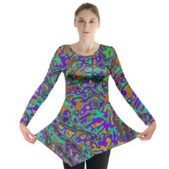 We Need More Colors 35a Long Sleeve Tunic