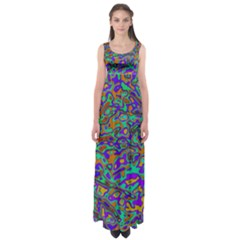 We Need More Colors 35a Empire Waist Maxi Dress