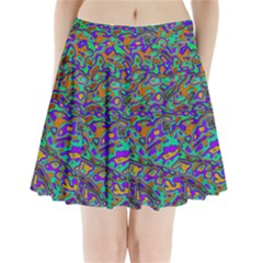 We Need More Colors 35a Pleated Mini Skirt