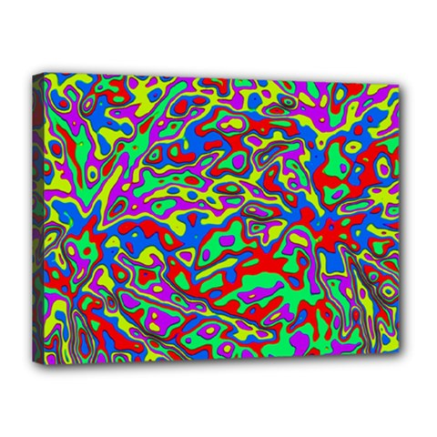 We Need More Colors 35c Canvas 16  x 12