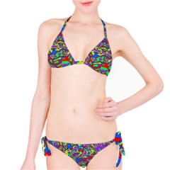 We Need More Colors 35c Bikini Set