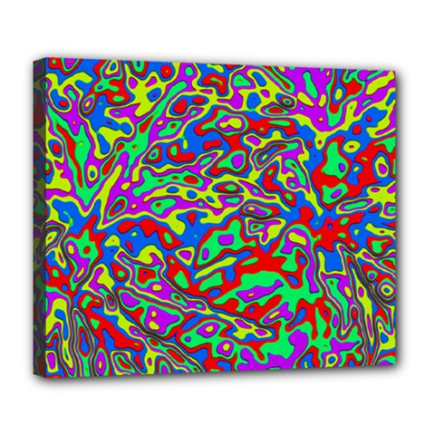 We Need More Colors 35c Deluxe Canvas 24  x 20