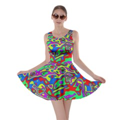 We Need More Colors 35c Skater Dress