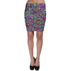 We Need More Colors 35c Bodycon Skirt