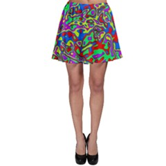 We Need More Colors 35c Skater Skirt