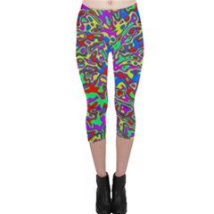 We Need More Colors 35c Capri Leggings