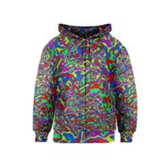 We Need More Colors 35c Kids  Zipper Hoodie