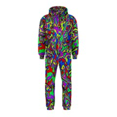 We Need More Colors 35c Hooded Jumpsuit (Kids)