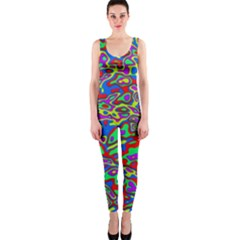 We Need More Colors 35c OnePiece Catsuit