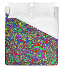 We Need More Colors 35c Duvet Cover (Queen Size)